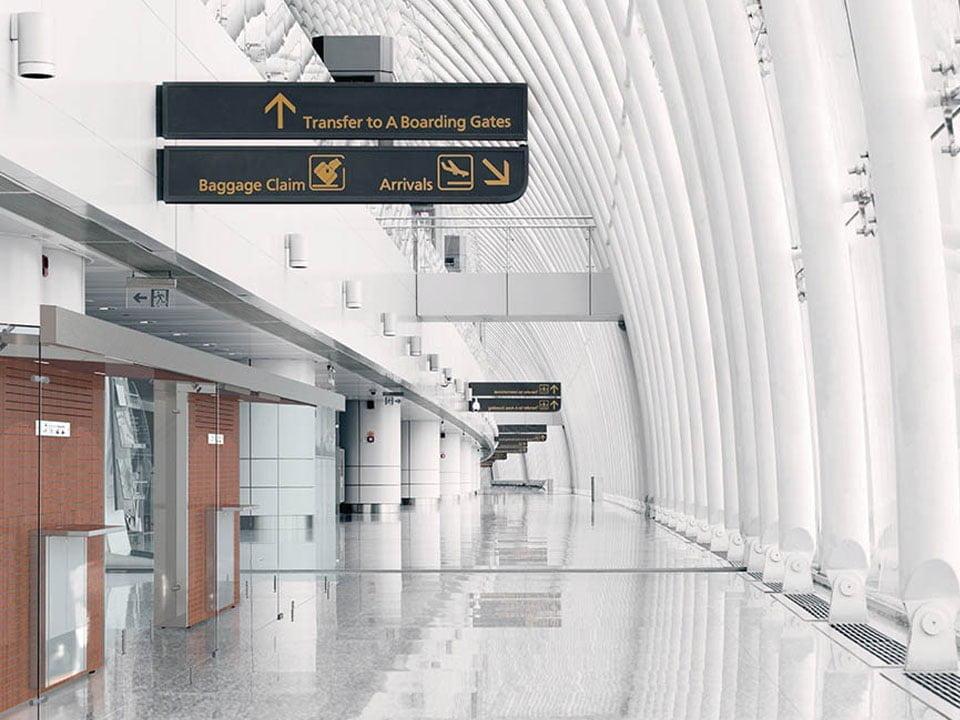 Airport Smoking Lounge