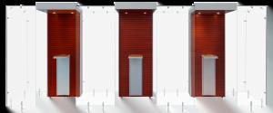 Raucherkabinen Indoor 3SP110 by Smoke Solution